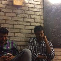 Photo taken at Qwiches by Karan K. on 3/8/2014