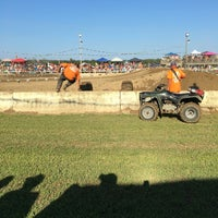 Photo taken at Dennis Anderson's Muddy Motorsports Park by Heather on 9/11/2016