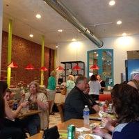 Photo taken at Chroma Café & Bakery by Shawn O. on 5/29/2014