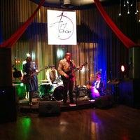 Photo taken at Jazzbah by Luis C. on 1/1/2013