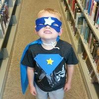 Photo taken at Washington Co Free Library - Alice Virginia & David W. Fletcher Branch by Chris G. on 8/8/2015