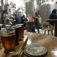 Photo taken at Craft Brewing Company by jess n. on 5/10/2015