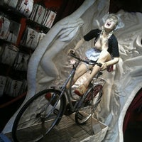 Photo taken at Erotic Museum by Tatiana on 9/20/2012