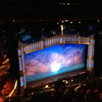 Photo taken at Prince of Wales Theatre by Richard N. on 6/4/2013
