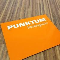 Photo taken at PUNKTUM Werbeagentur GmbH by Alex V. on 3/4/2013