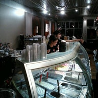 Photo taken at Gelato Fiasco by Bruce F. on 10/2/2012