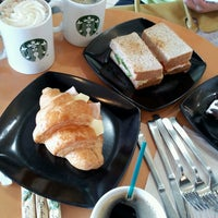 Photo taken at StarBuck by Teh Y. on 5/4/2014
