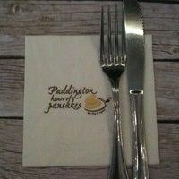 Photo taken at Paddington House of Pancakes by Syaza R. on 11/10/2012