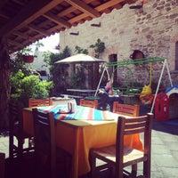 Photo taken at La Casona de Tlaxcala by Samantha T. on 5/16/2015