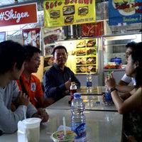 Photo taken at Pondok Bambu Food Court by Kristi Endah G. on 3/23/2013
