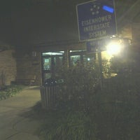 Photo taken at Gov Guy Hunt Rest Stop by Frank R. on 11/28/2012