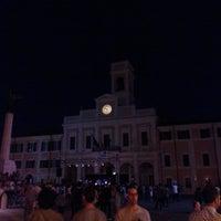 Foto scattata a Piazza Borghesi da Francesca P. il 6/21/2014