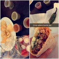 Photo taken at Carnitas Michoacanas by Brittany F. on 10/11/2014