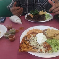 Photo taken at Carnitas Michoacanas by Brittany F. on 10/19/2015