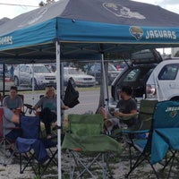 Photo taken at Tailgaters Parking by Ken P. on 9/8/2013
