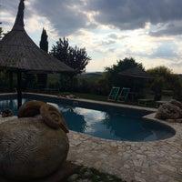 Photo taken at Fonte Bertusi by Joanna W. on 5/30/2015