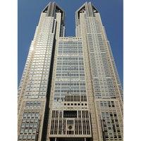 Foto tirada no(a) Tokyo Metropolitan Government Building por Brian H. em 5/9/2013