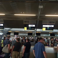 """Photo taken at Check-In Row """"W"""" by Сергей К. on 3/6/2016"""
