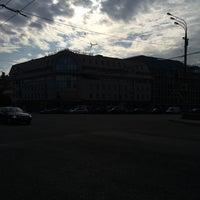 Photo taken at Садовая-Сухаревская улица by Сергей К. on 9/22/2015