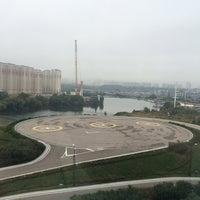 Photo taken at HeliExpress by Сергей К. on 9/5/2014