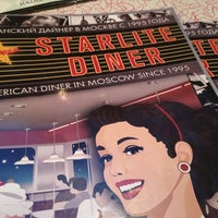 Photo taken at Starlite Diner by Vera Z. on 5/31/2013