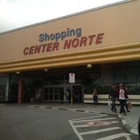 Photo taken at Shopping Center Norte by Gabriel P. on 8/17/2013