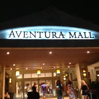 Photo taken at Aventura Mall by Gabriel P. on 1/12/2013