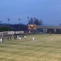 Photo taken at Thompson Field by RRinaudot on 11/15/2013