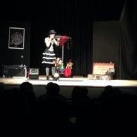 Photo taken at TeatrOrsaria by Anna F. on 11/24/2013