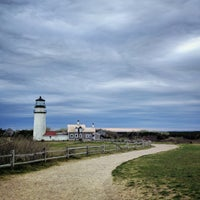 Photo taken at Highland Lighthouse by Chris E. on 5/1/2017