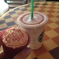 Photo taken at Starbucks by Marie E. on 5/4/2013