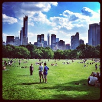 Photo taken at Central Park by Pierre F. on 6/10/2013