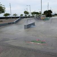 Foto tomada en Skatepark del Forum por Linzeye S. el 5/21/2018