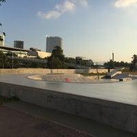 Foto tomada en Skatepark del Forum por Linzeye B. el 7/13/2017