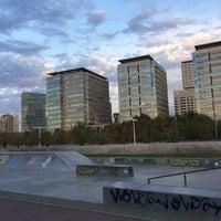 Foto tomada en Skatepark del Forum por Linzeye B. el 8/24/2017
