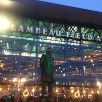 Photo taken at Lambeau Field by Chris I. on 1/5/2013