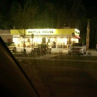 Photo taken at Waffle House by Kelvin M. on 10/28/2012