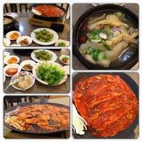 Photo taken at 大长今 Onix Jun Restaurant by Idy G. on 4/25/2013