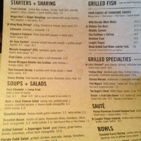 Photo taken at Bonefish Grill by Rapheal J. on 3/15/2013