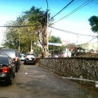 Photo taken at Jl. Ciater Raya by Iwan S. on 9/15/2012