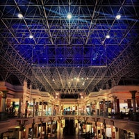 Photo taken at Wafi Shopping Mall by Navin K. on 9/20/2013