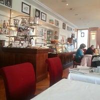 Photo taken at Café de Ville by Widjaya on 3/14/2013