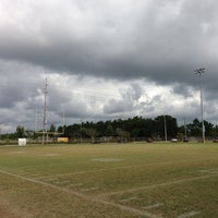 Photo taken at Land O' Lakes Recreation Center by Florida T. on 10/28/2012