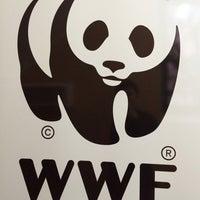 Photo taken at Всемирный фонд природы (WWF) by Вадим А. on 10/30/2013