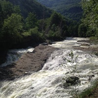 Photo taken at Cascada Putnei by Anca P. on 7/2/2013