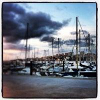 Photo taken at Douro Marina by Rui T. on 11/3/2013