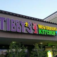 Photo taken at Tibby's New Orleans Kitchen by Glenn W. on 2/18/2013