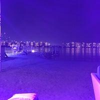 12/1/2016 tarihinde Jareer A.ziyaretçi tarafından White X  Beach Lounge'de çekilen fotoğraf