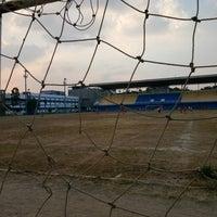 Photo taken at Stadion Persib by Boy G. on 9/15/2017