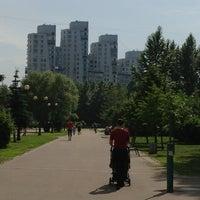 Photo taken at Сквер им. Кирова by Torree S. on 6/8/2013